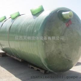 陕西农村化粪池工程