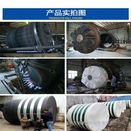 昭通10吨液体储罐,PE溶液储存罐