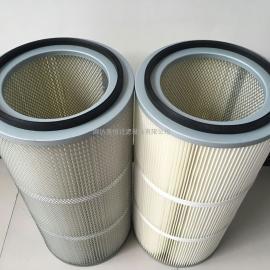美恒K3290钢厂空气滤芯 滤筒