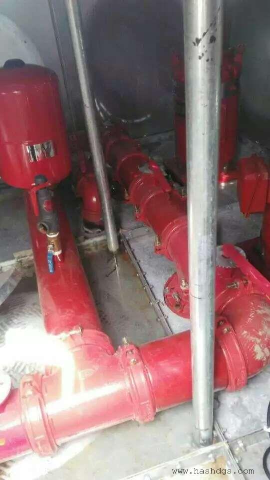 惠州徐州地埋消防一体化恒压给水设备直销