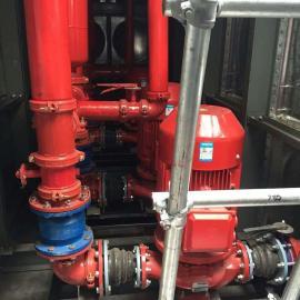 地上箱泵一体化消防增压供水设备