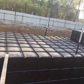 绵阳湛江箱泵一体化自动恒压给水设备工艺