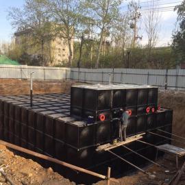地埋式消防水箱