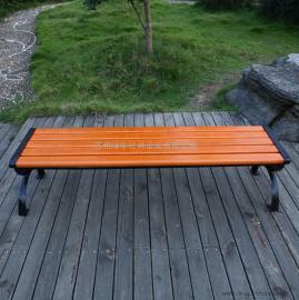 吴江平望镇学校长条凳-公园休闲长条凳子-黎里镇园林公园椅子
