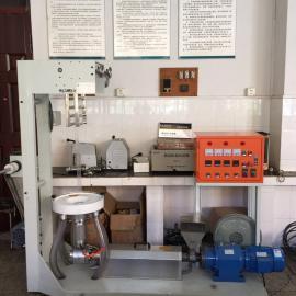 小型实试验室色母 填充 降解聚乳酸 EVA料吹膜机