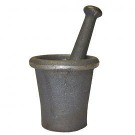 铸铁矿石研钵