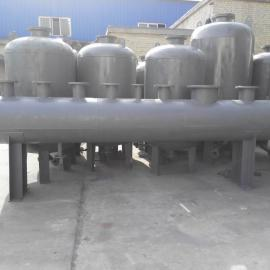 蒸汽锅炉配套分汽缸YQFQ-500-1.6分汽包厂家销售