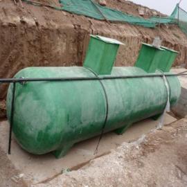 西安地埋式玻璃钢消防水池案例