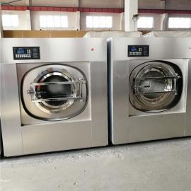 酒店布草洗涤设备价格_全自动宾馆洗衣机报价