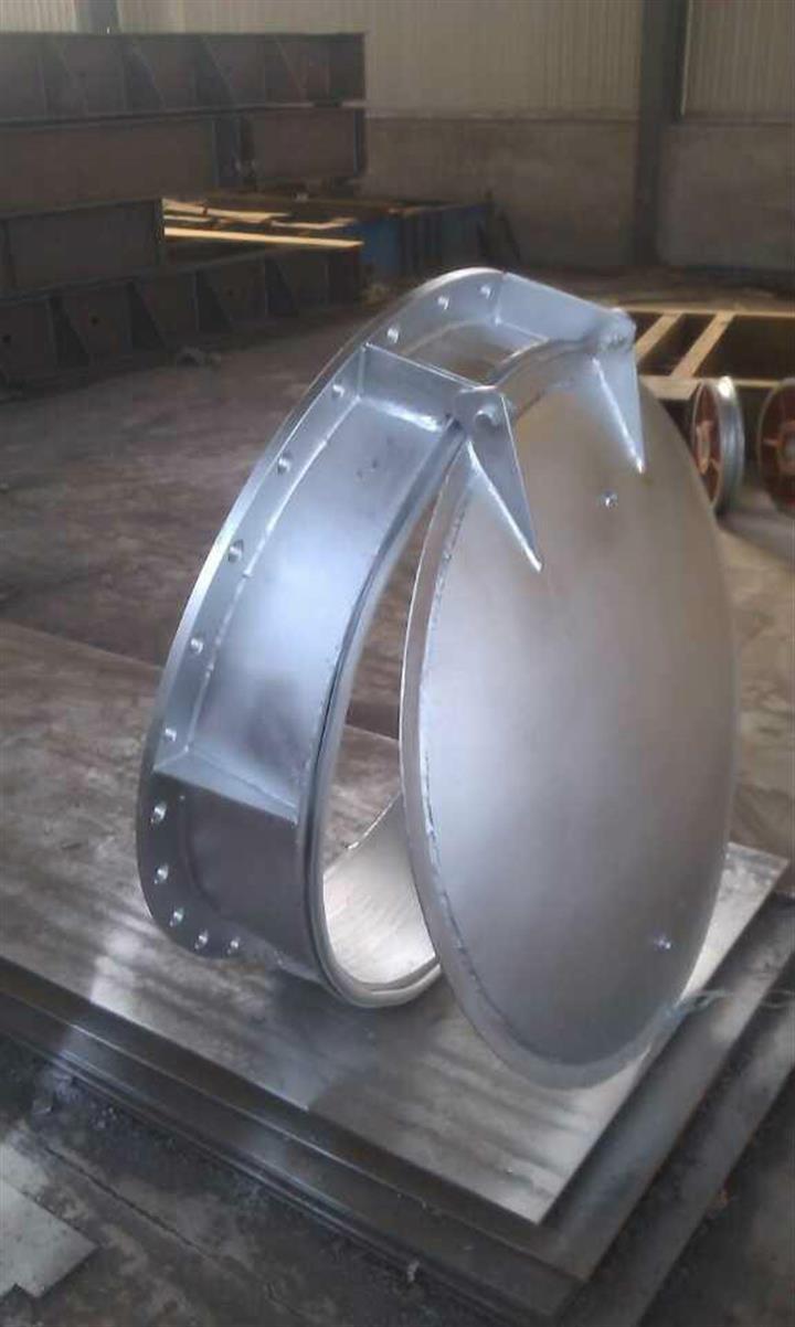 上海玻璃钢拍门圆形浮箱拍门