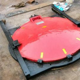 复合材料拍门 浮箱拍门 圆形拍门