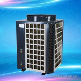 福鑫空气能热泵厂家 5匹商用空气源热水系统工程 全国联保