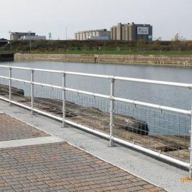 建筑防护栏连接件-施工防护栏连接件-护栏连接件厂家