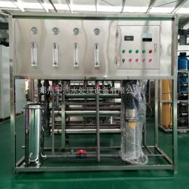 1.5T/H双级反渗透水处理设备