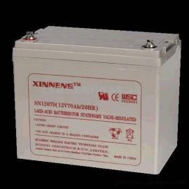 昕能(XINNENG)SN12100DC现货报价12V100Ah蓄电池批发价格