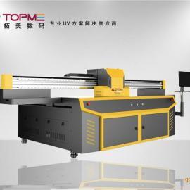 广州竹席个性装饰画打印机 喷绘机 UV平板打印机