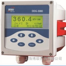工业在线盐度计,上海博取生产DDG-3080
