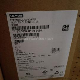 西门子G120变频器6SL3210-1PE28-8UL0