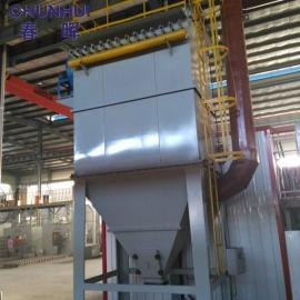 玉田2吨中频电炉除尘器涤纶布袋造价多少