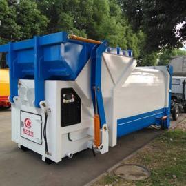 山西太原移动压缩式垃圾箱多少钱 联体压缩式垃圾箱厂家配置