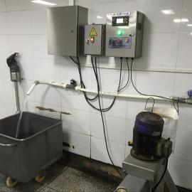 油脂定量装置