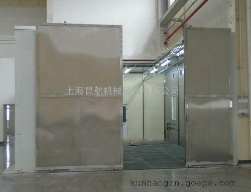 环保型高压热水清洗房助力精密冲压模具清洗