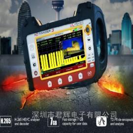 新款首发HD Ranger3 数字电视场强仪 TV信号分析仪深圳代理商