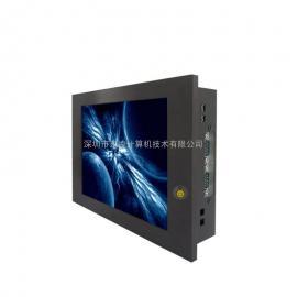 加固抗震8.4寸野外作业工业平板电脑