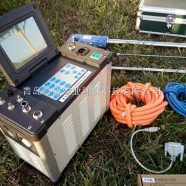烟尘采样器型号LB-70C系列低浓度自动烟尘烟气测试仪