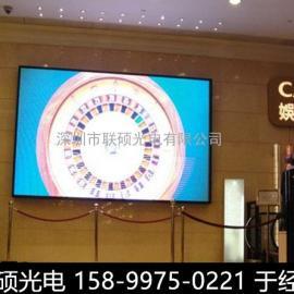 P2.5大厅12平方高清LED全彩显示屏含系统视频处理器价格