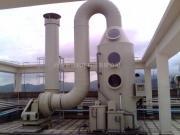 西安酸雾喷淋塔工程
