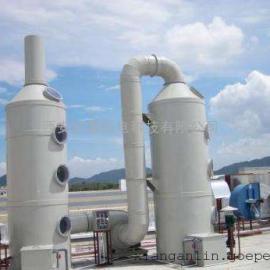 西安废气喷淋净化塔更换
