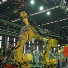 北京二手电子点焊机器人加工 简易码垛机器人