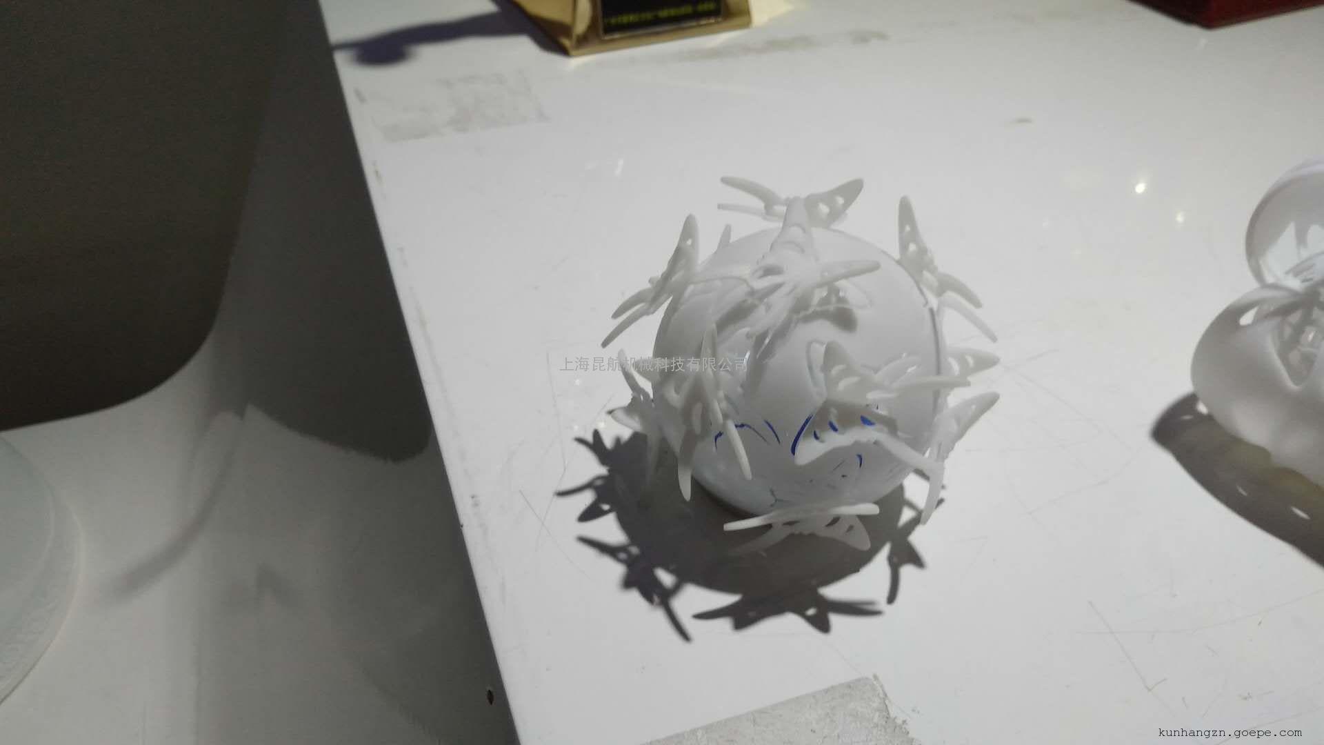 3D打印模型美容师--昆航3D打印模型喷砂机c教程视频苏坤图片