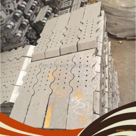 东阿永顺供应各种锅炉炉条 耐用锅炉炉排片