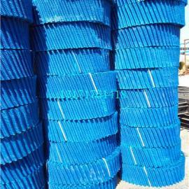 圆形玻璃钢冷却塔填料生产厂家