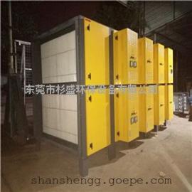 广东养殖臭气治理、屠宰废气净化、杉盛光解除臭净化器