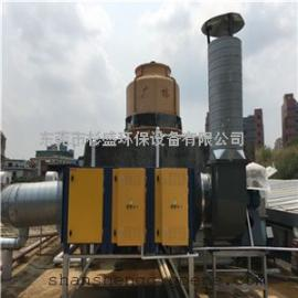 东莞工业废气治理设备 等离子光解废气净化器批发