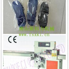 凉拖鞋包装机,江苏KL-450X塑料凉拖鞋包装机 广东厂家