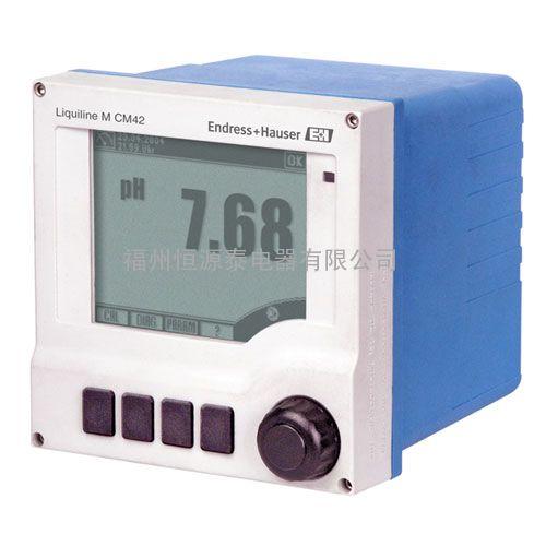 CM442-AAM1A1FA10A+AK德国E+H分析仪变送器