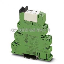 PLC-BSP-12DC/21HC菲尼克斯继电器