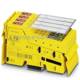 安全模块IB IL 24 PSDO 4/4-PAC