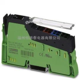 IB IL 24 PWR IN/F-PAC菲尼克斯电源模块
