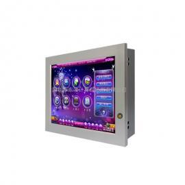 低耗能宽电压触摸屏10寸工业平板电脑