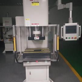 杭州数控精密液压机|苏州智能液压压装机|泰州数控快速液压机
