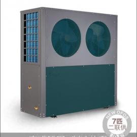 山东福鑫 空气源热泵采暖