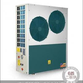 福鑫空气源热泵地暖