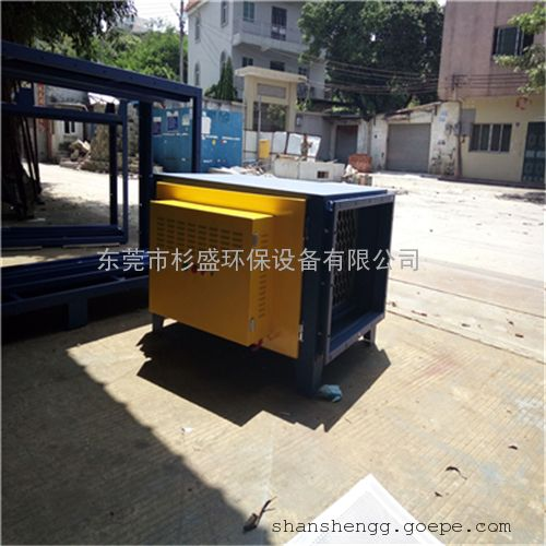 SSJD-8K静电油烟净化器价格