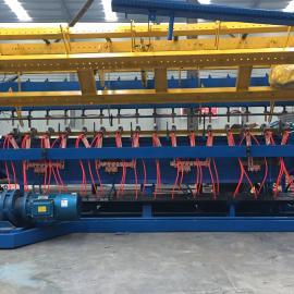 工程用钢筋网排焊机操作视频