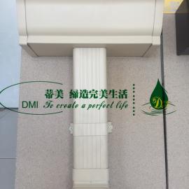 青岛别墅落水系统 屋面檐沟厂家